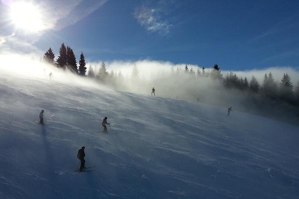 Was hat Bayrischzell im Winter anzubieten